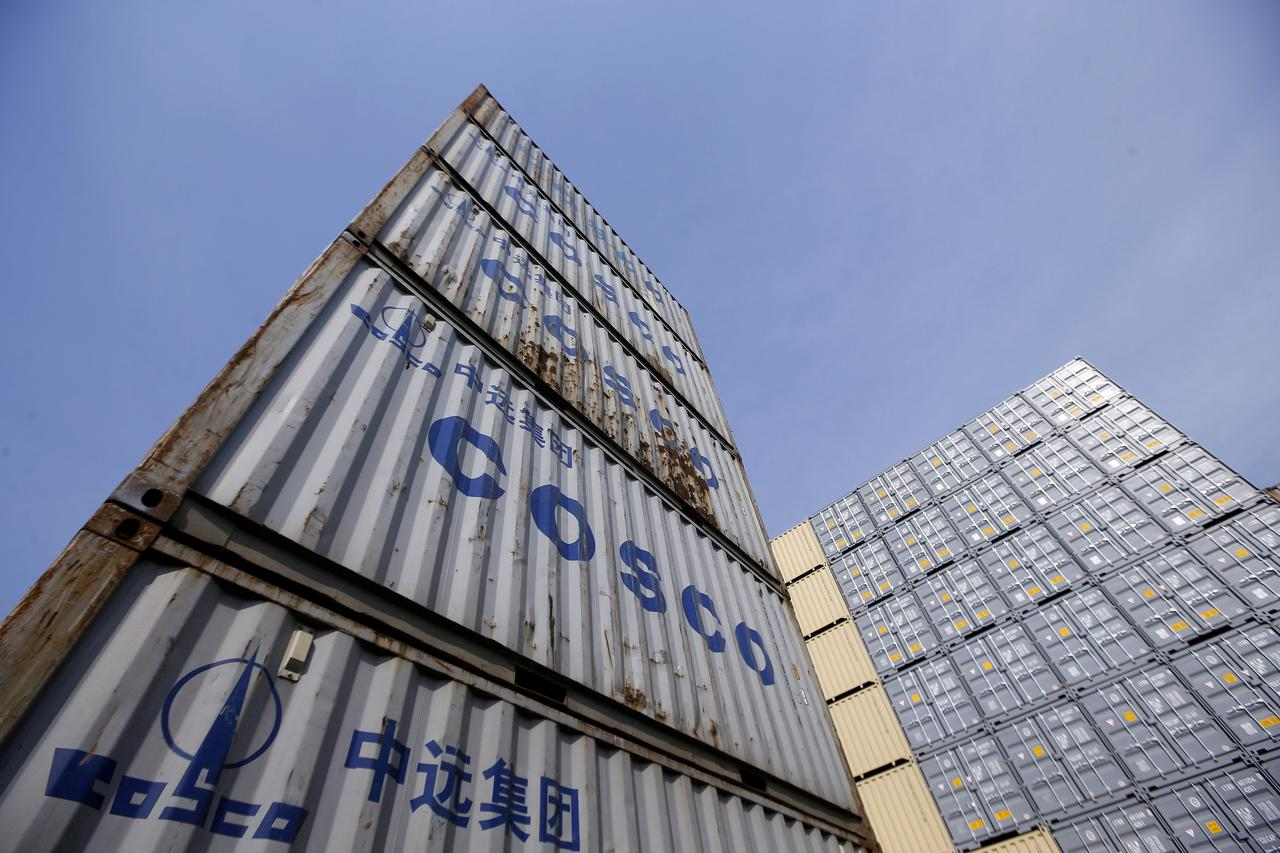 China's COSCO Shipping offers $6 3 billion for Orient Overseas Ltd