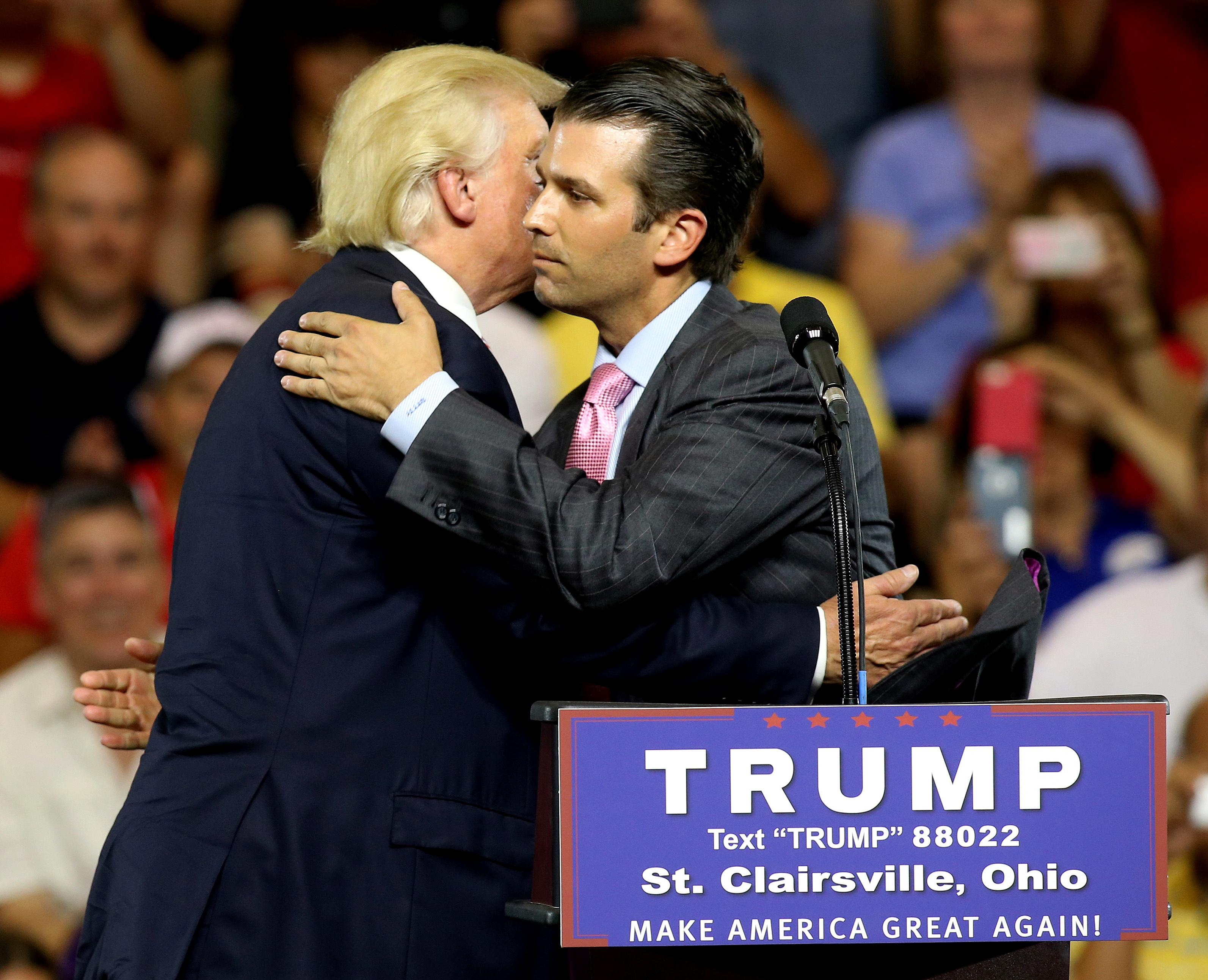 Trump Jr.'s Russia emails could trigger probe under election law