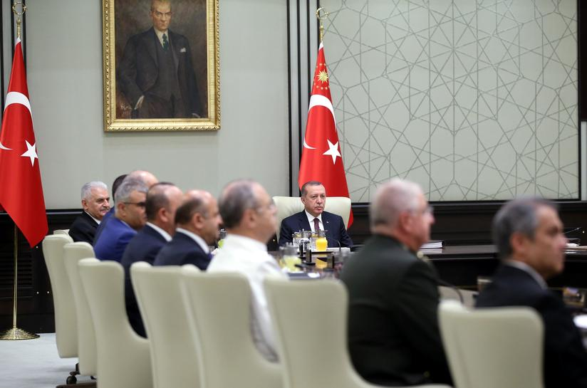 Turkish government extends state of emergency rule for another 3 months