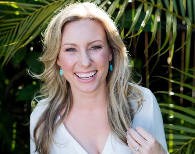 Justine Damond, also known as Justine Ruszczyk, from Sydney, is seen in this 2015 photo released by Stephen Govel Photography in New York, U.S., on July 17, 2017.   Courtesy Stephen Govel/Stephen Govel Photography/Handout via REUTERS