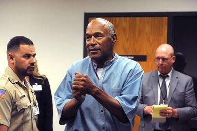 Soon out of prison, O.J. Simpson still handcuffed by financial claims