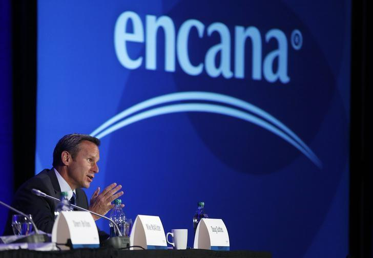 Canadas Encana Smashes Profit Estimates Shares Rise Reuters