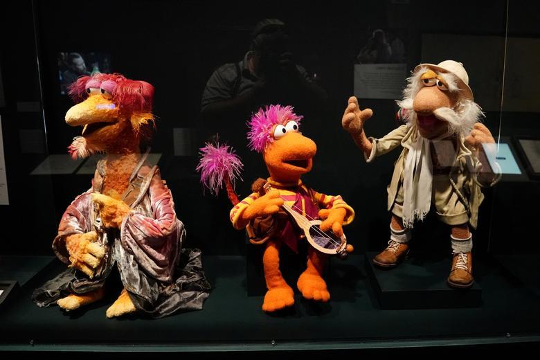Exhibit in New York celebrates life of Muppets creator Jim