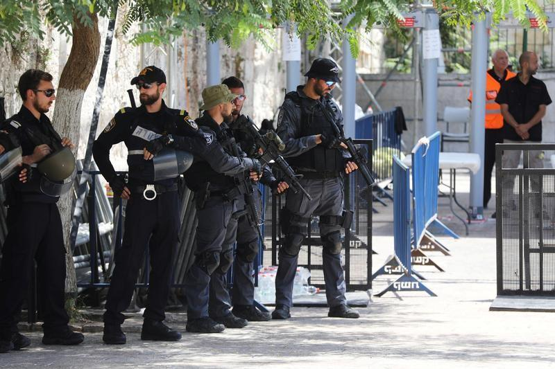 Image result for U.N. warns of escalation if no Jerusalem mosque solution by Friday