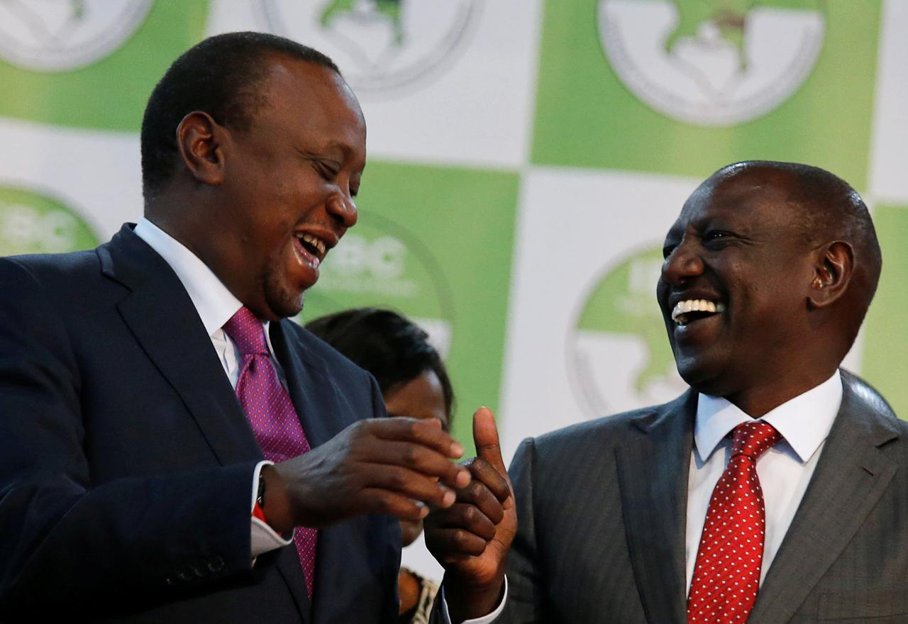 Kenyan president re-elected, opposition rejects result - Reuters