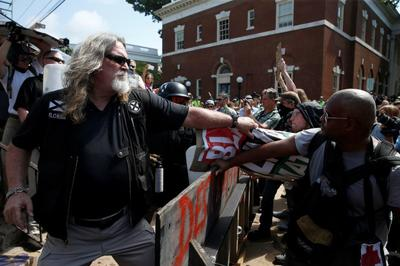 Image result for Virginia police, FBI probe deadly violence at white nationalist rally