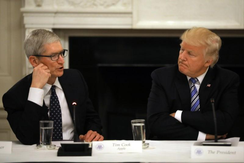 Story image for Apple from Reuters