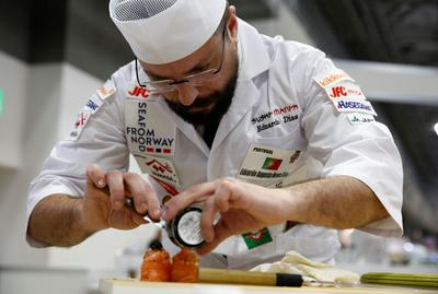 World Sushi Cup