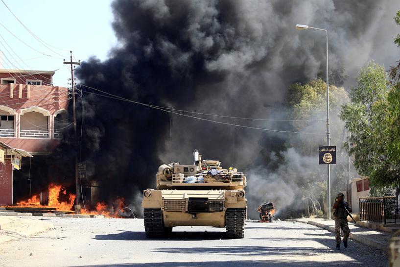 7462ab5705e digitaljournal.com Iraqi forces capture Tal Afar center from Islamic State