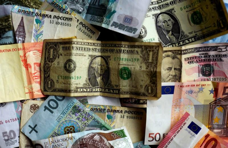 File Photo Bank Notes Of Diffe Currencies Including Euro U S Dollar Turkish Lira Or Brazilian Reais Are Photographed In Frankfurt Germany