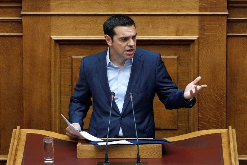 Greek PM says 2017 growth close to 2 percent, jobless rate to ease