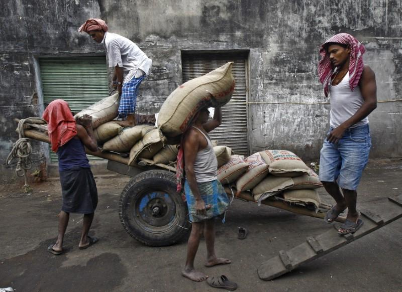 Rice prices jump in India