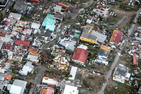 Irma devastates Saint Martin