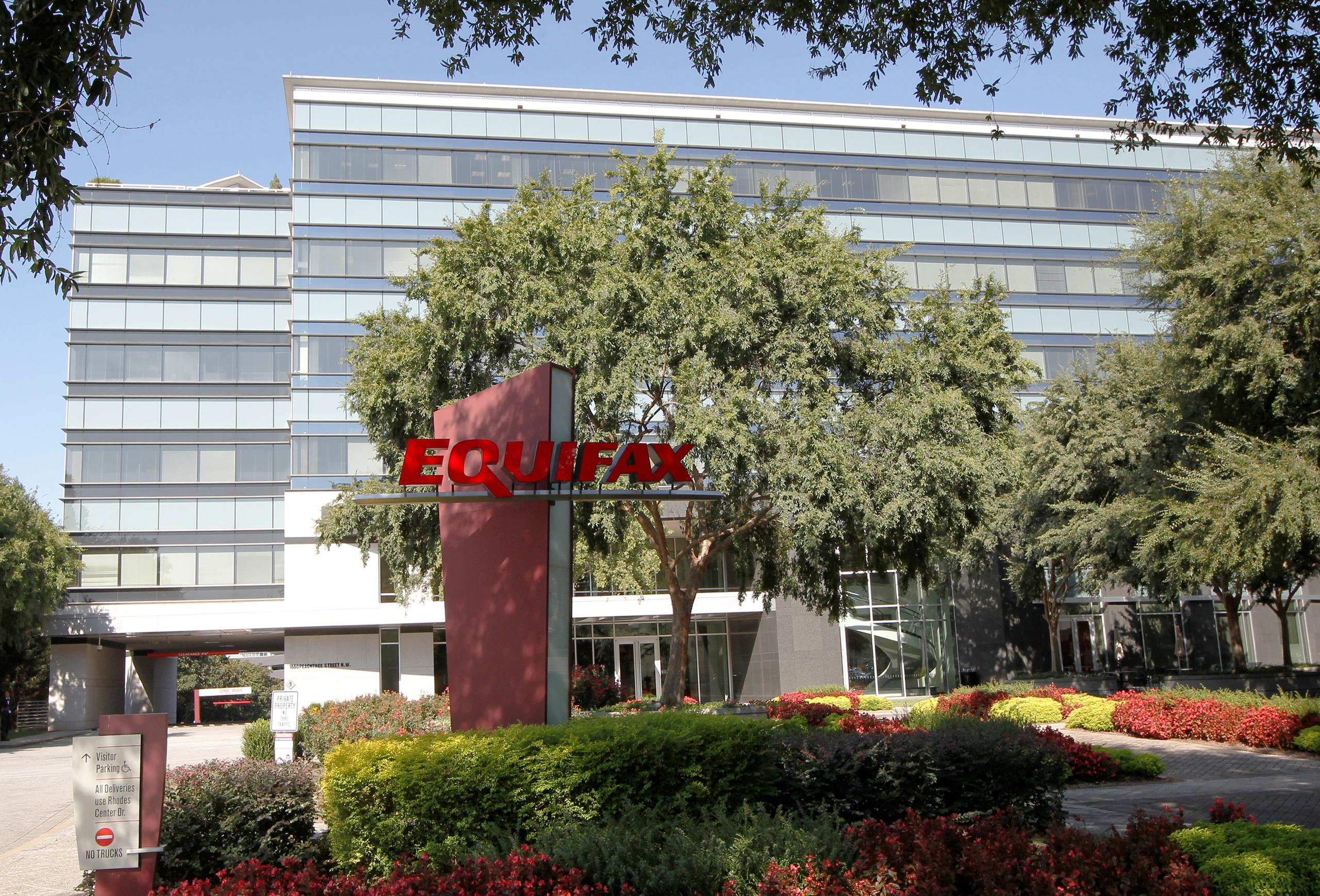 Equifax slumps after data breach likely hit 143 million consumers