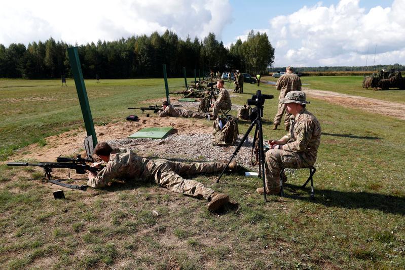 مناورات (زاباد) الحربية الروسية تثير قلق الغرب
