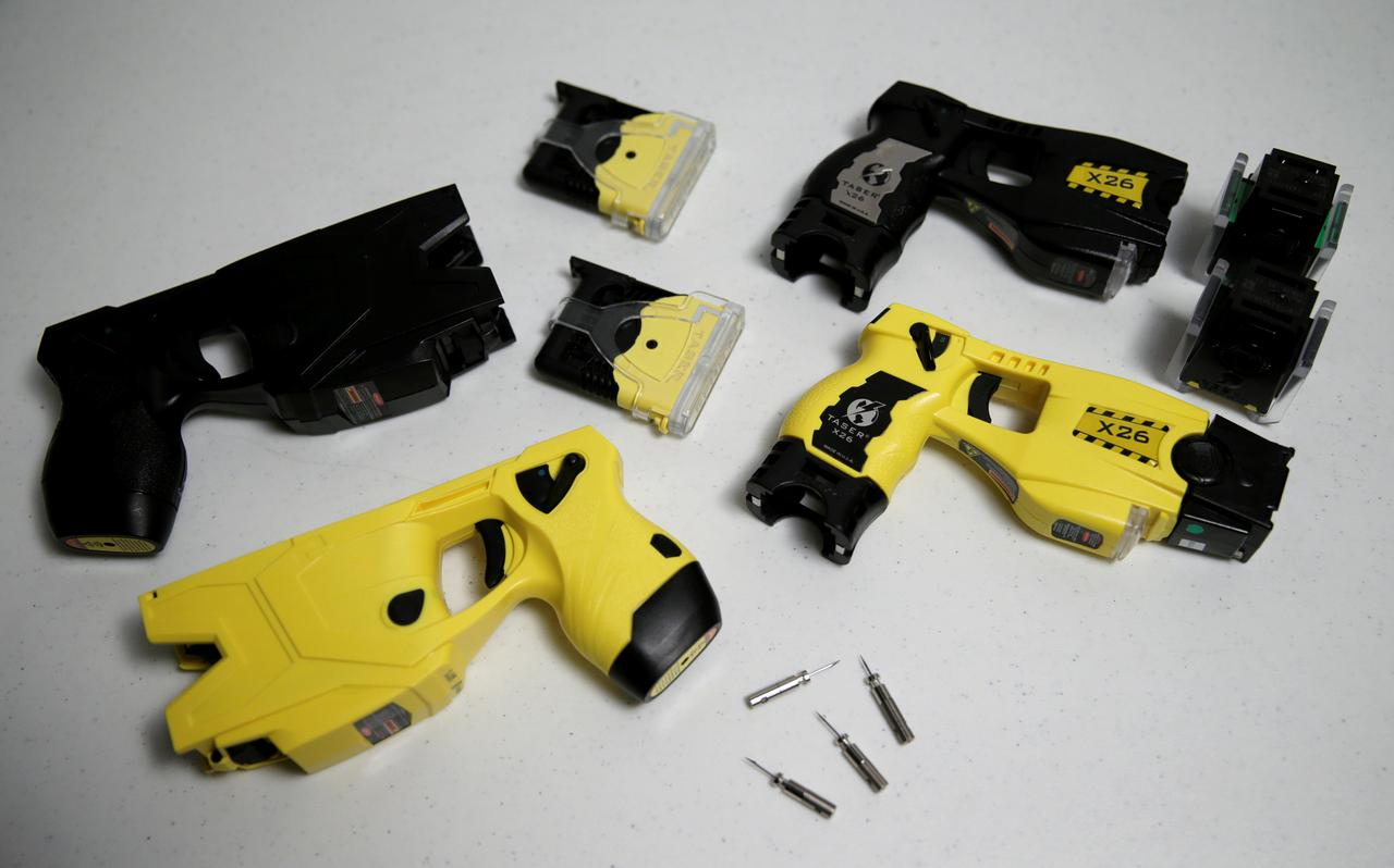 Special Report: The garage science behind the stun gun that