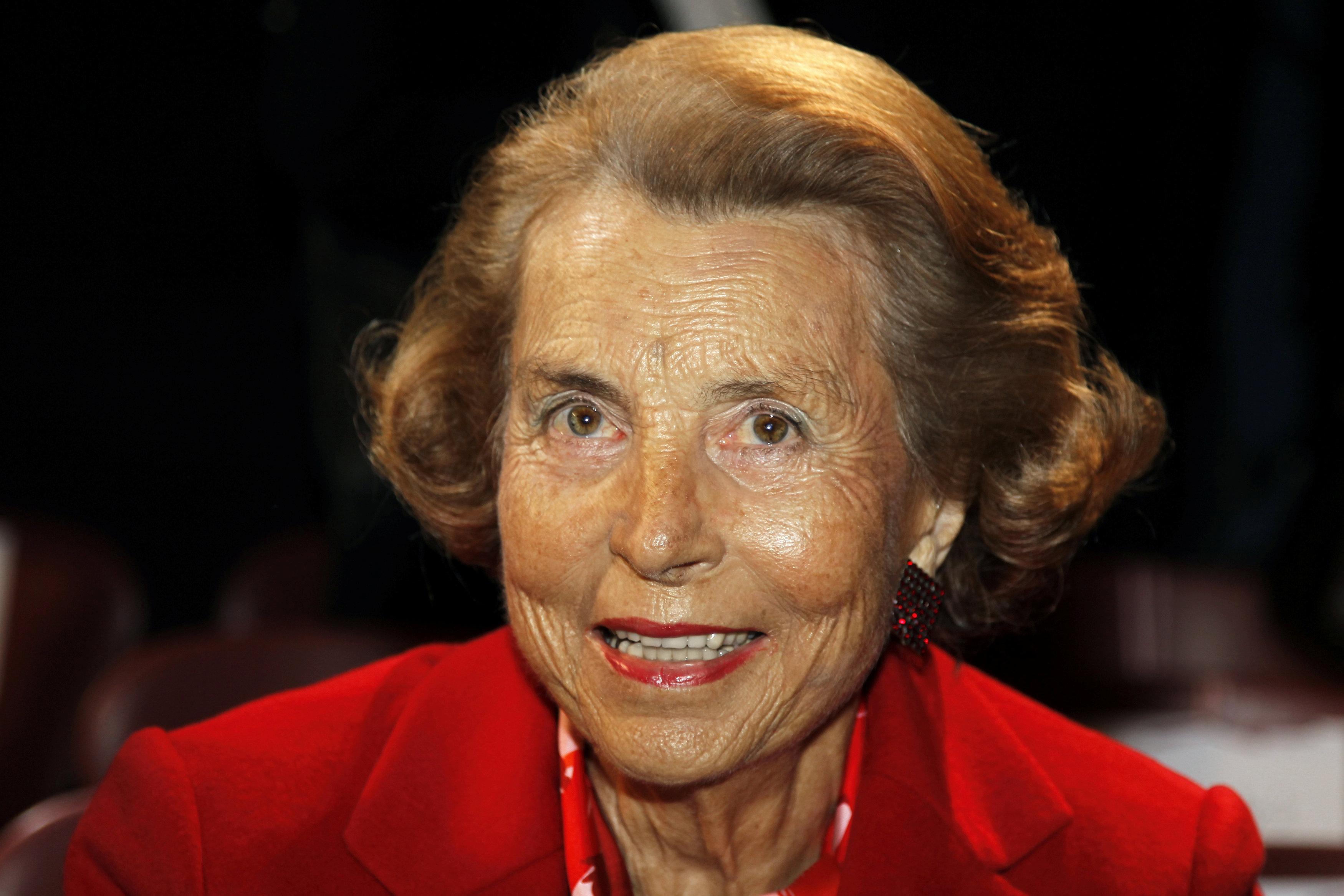 Billionaire L'Oreal heiress Bettencourt dies aged 94 - Reuters