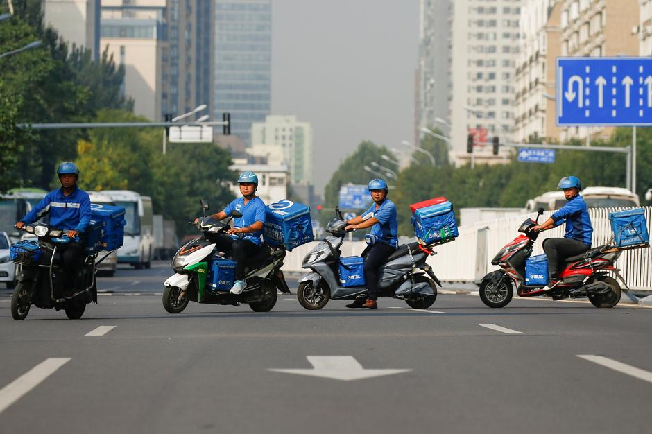 Speed over safety? China's food delivery industry warned over