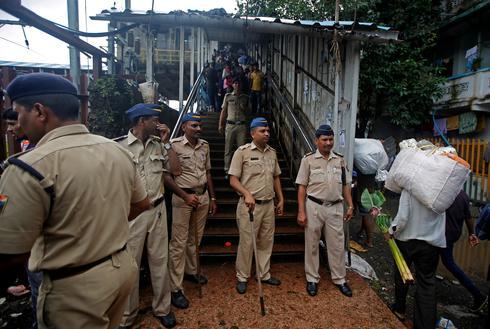 Stampede in Mumbai