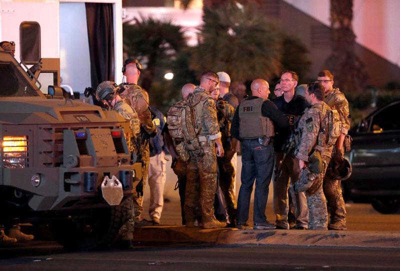 Estado Islâmico reivindica ataque em Las Vegas, diz que agressor se converteu ao islã