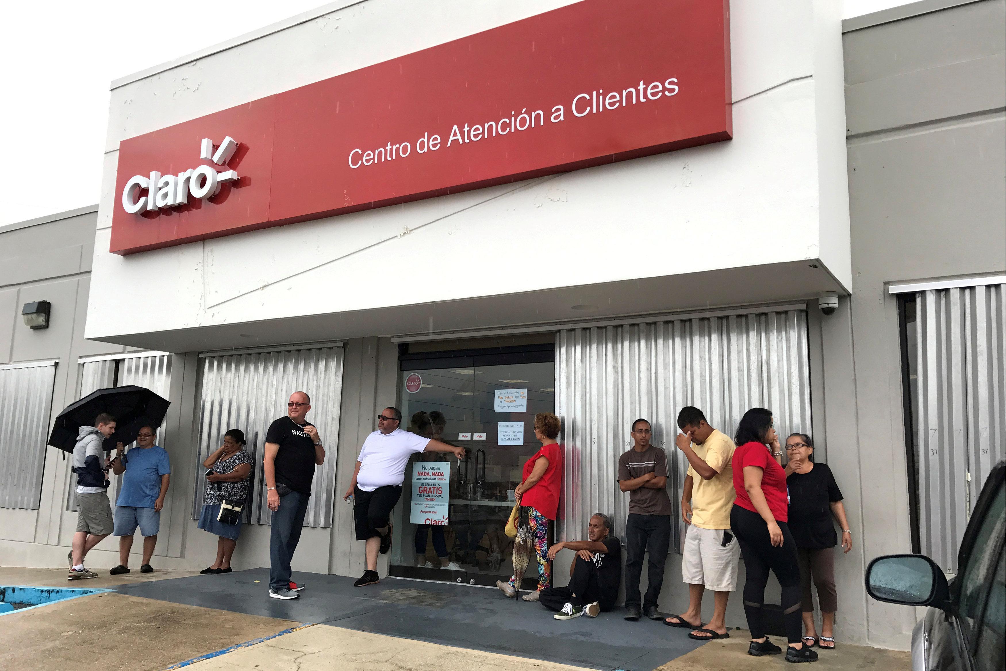 急需电池服务的波多黎各人转向墨西哥航空公司