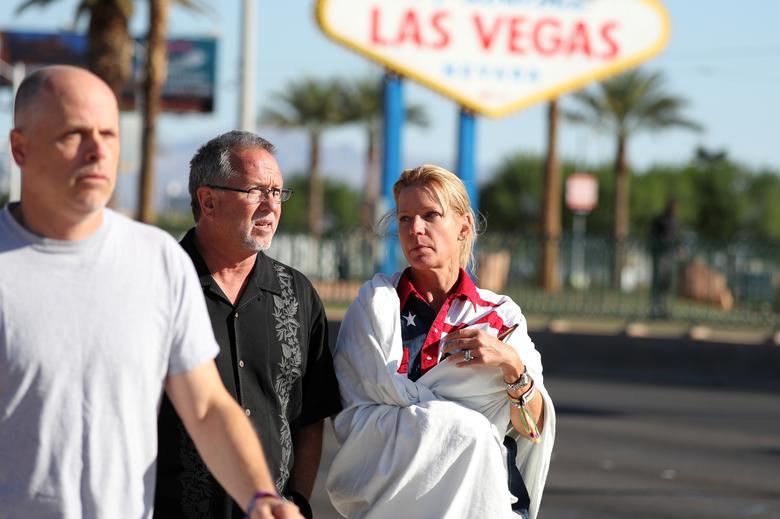 Shooting in Las Vegas