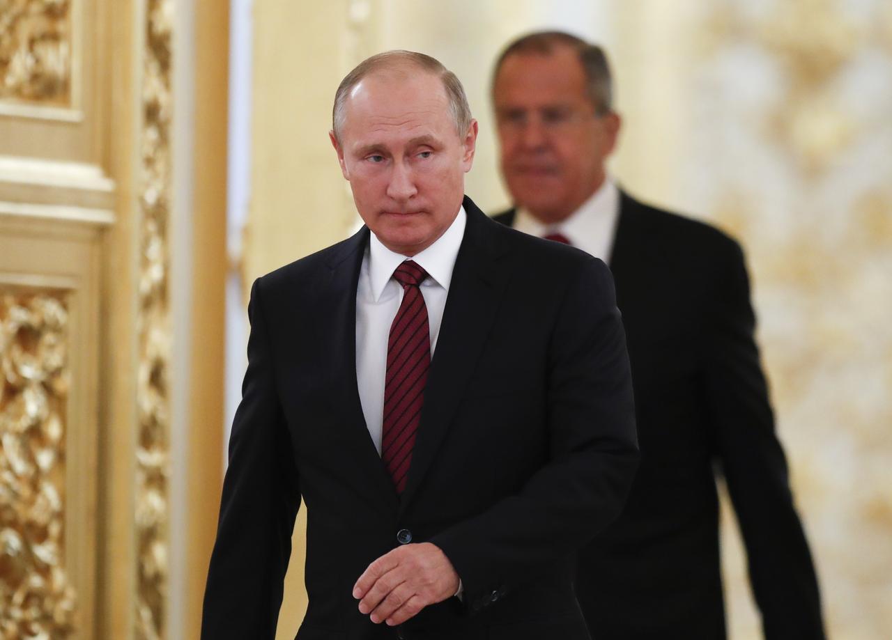 פוטין: א מיליטערישע אפעראציע קעגן נארט קארעא קען זיין א דורכפאל