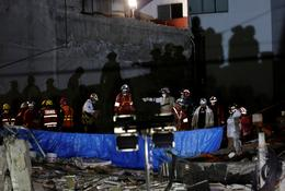 Search ends for Mexico City earthquake victims