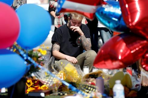 Mourning for Las Vegas