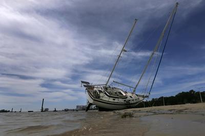 Hurricane Nate hits Gulf Coast