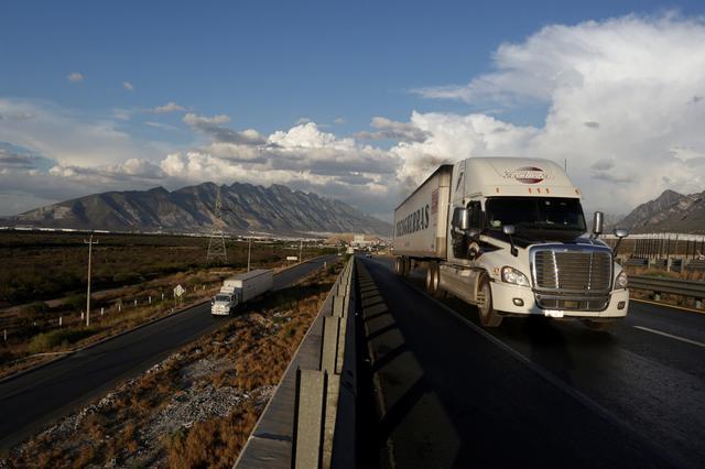 Shaky NAFTA deal threatens Navistar's Mexico-made exports to world
