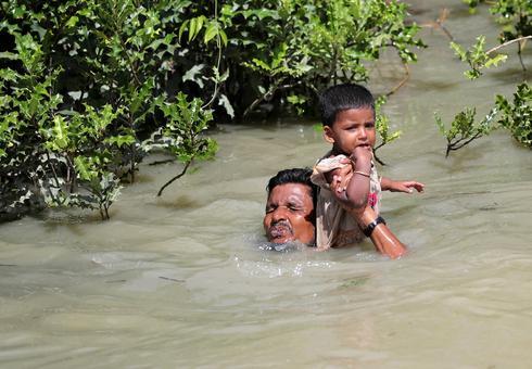 Rohingya's perilous journey