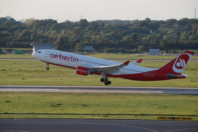 Lufthansa Set To Buy Parts Of Air Berlin Source Article Amp