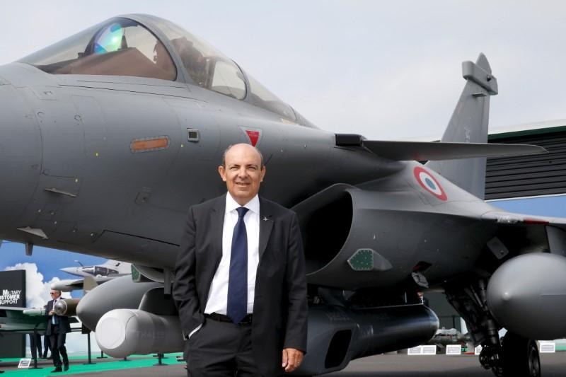Dassault CEO not yet considering alternative engine