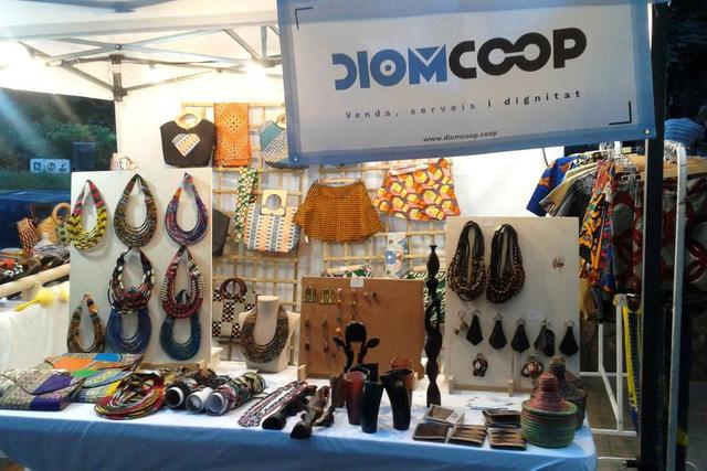 Barcelona's African street traders swap crime for craft