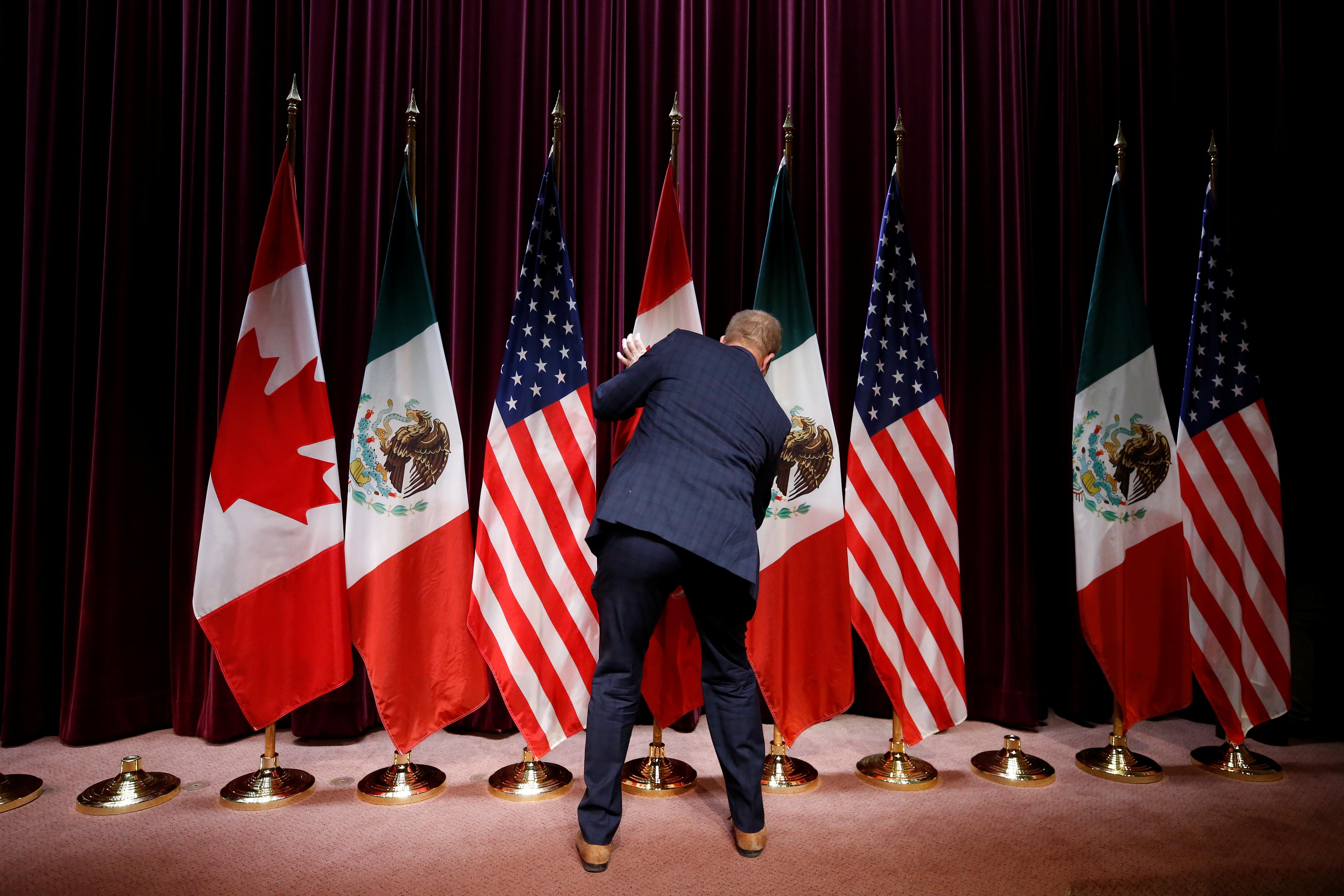 Factbox:北美自由贸易协定谈判失败的主要问题