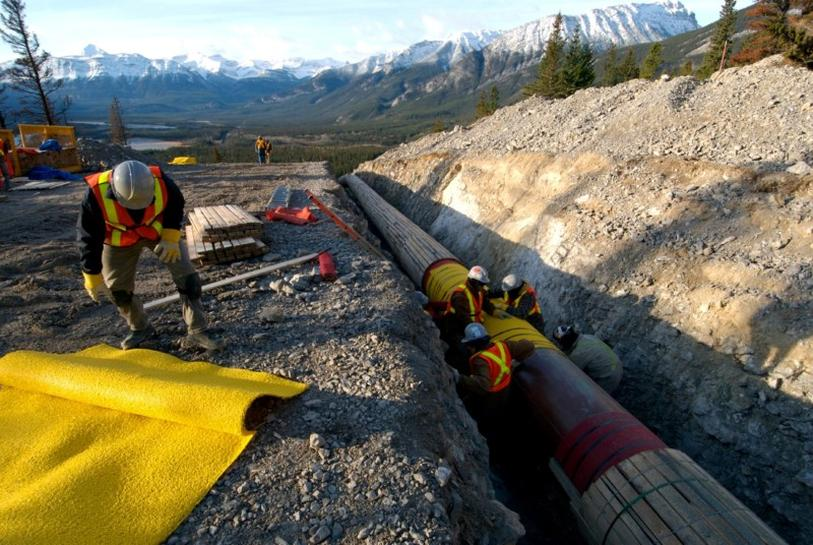 Kinder Morgan Canada Pipe Project Hearings End Fate In Balance
