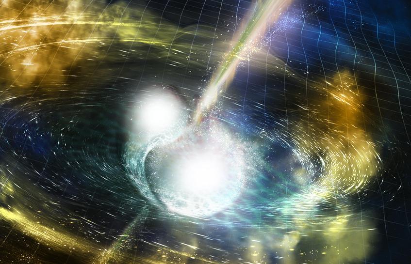 Thunder and lightning: scientists pair gravitational waves, light