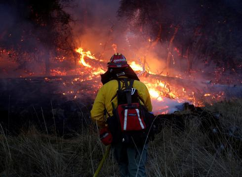 Deadliest wildfires in California history