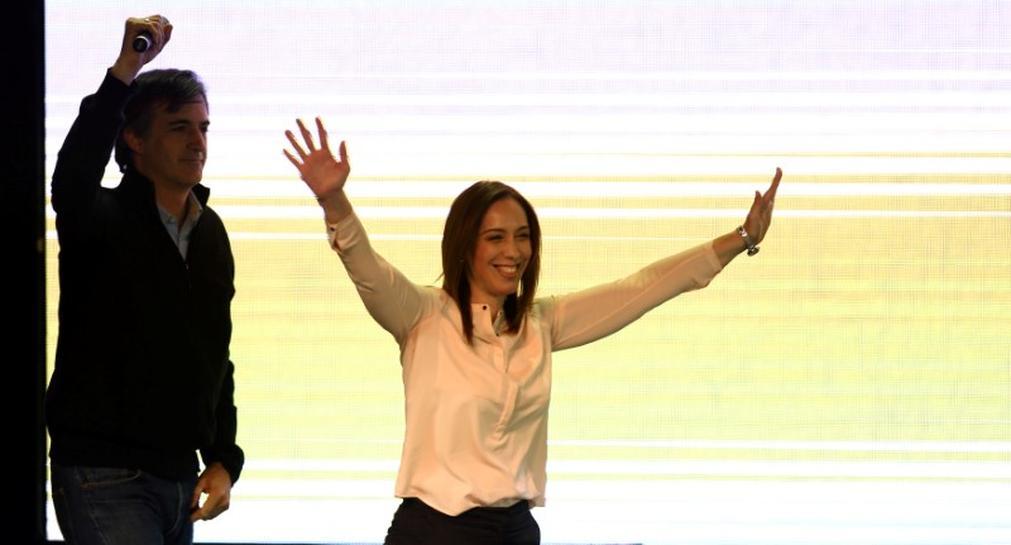 Macri's coalition sweeps Argentina's mid-term vote
