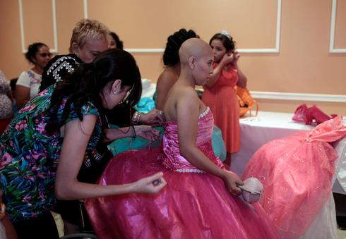 Quinceanera for kids with cancer