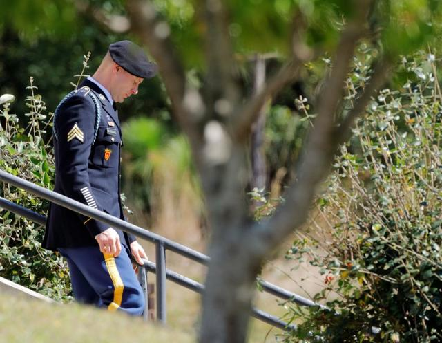 Gruesome injuries marked hunt for U S  Army's Bergdahl