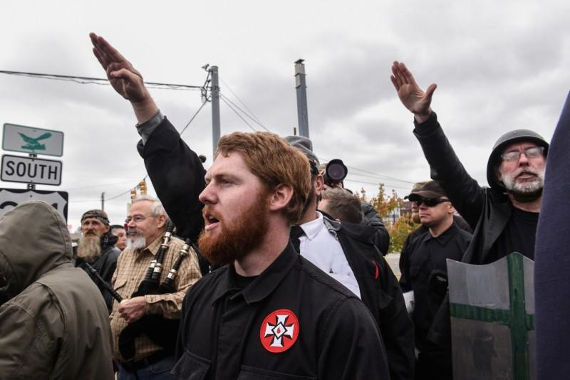 Image result for anti-white protests