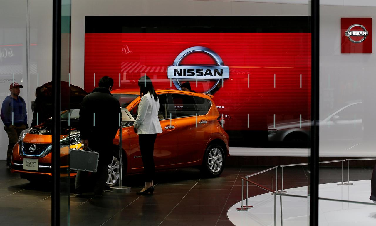 Nissan\'s October passenger car sales in Japan likely halved amid ...