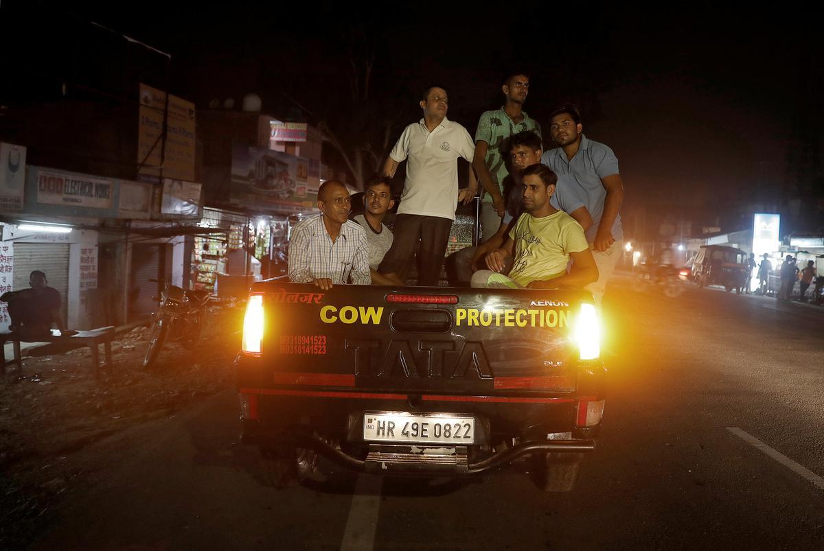 Special report: In Modi's India, cow vigilantes deny Muslim farmers