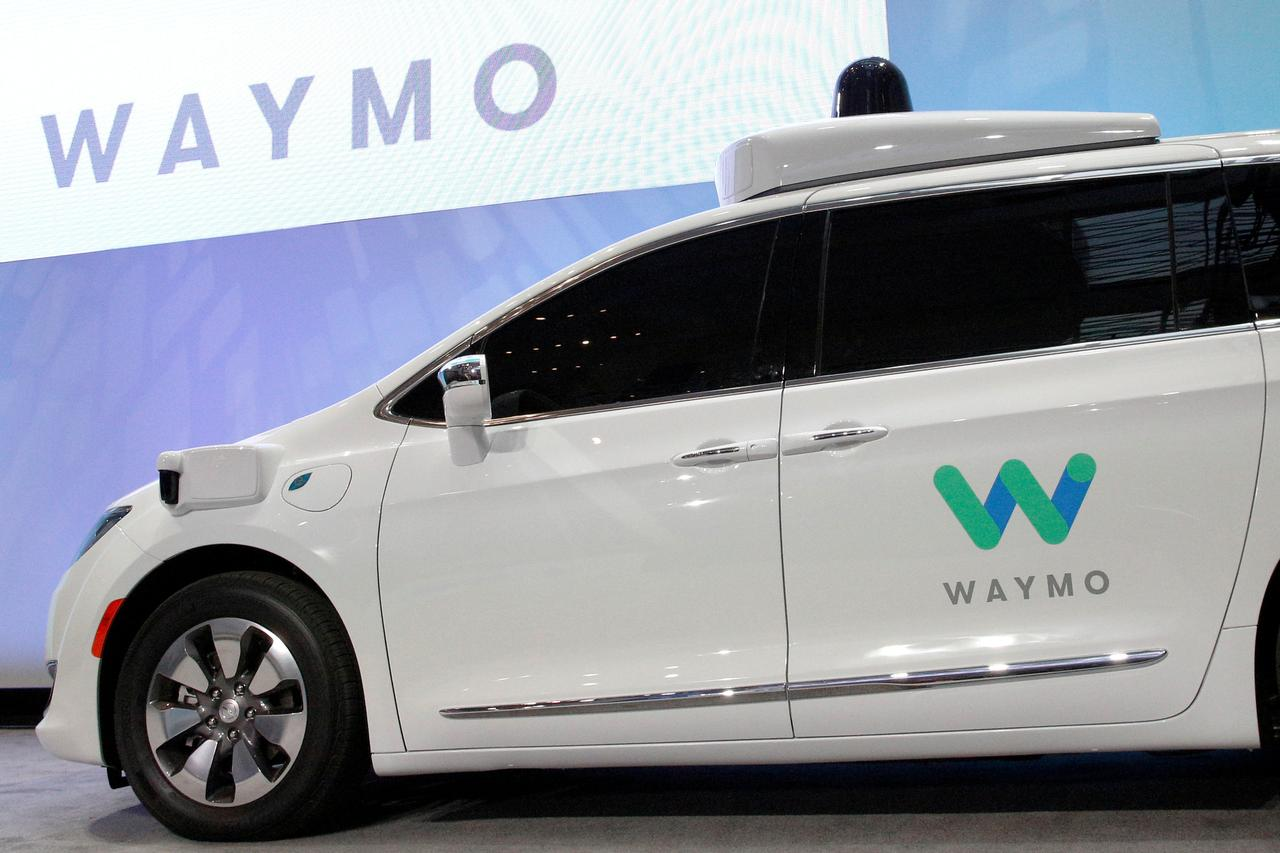 Alphabet's Waymo to launch robotaxis with no human in