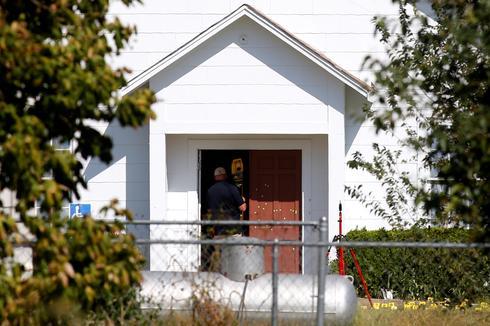 Mass shooting at Texas church