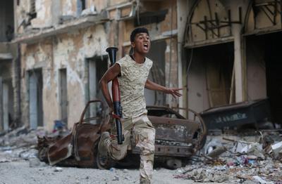 Battle for Benghazi