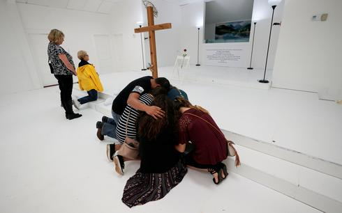 Texas church reopens after shooting