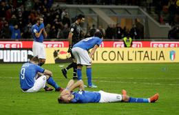Italy fails to qualify for World Cup